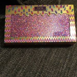 Tarte Clay Palette and Clutch